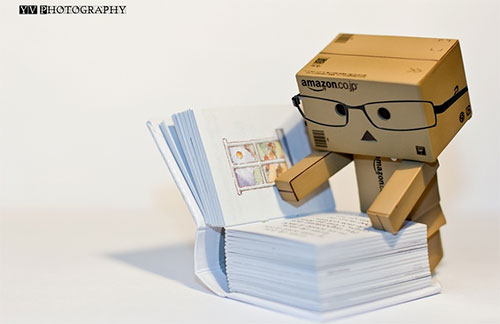 Danbo reads by Yann Vernon