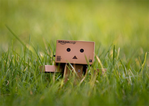 Danbo by Philip Duley