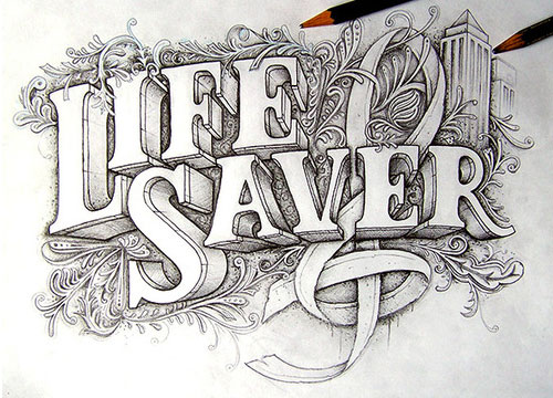 LIFE SAVER by Joachim Vu