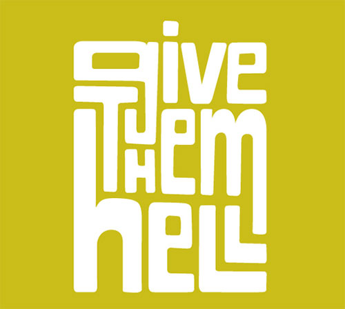 Give Them Hell by Benjamin Krogh