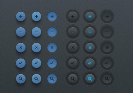 CSS3 UI Button