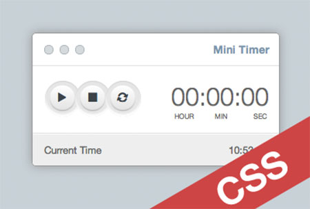 Mini Timer by Dan Edwards