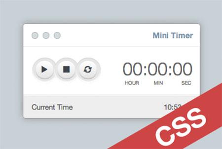 Mini Timer by Dan Edwards