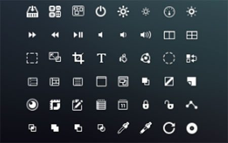 168 UI Icons