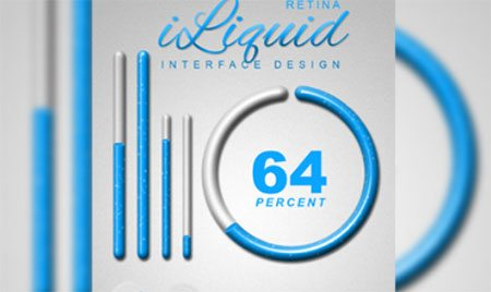iLiquid Interface Design Retina by Philip