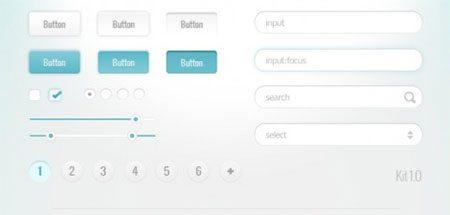 Justakit – A Clean & Modern UI Kit