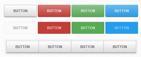 CSS3 patterned buttons
