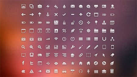 Clean Icons
