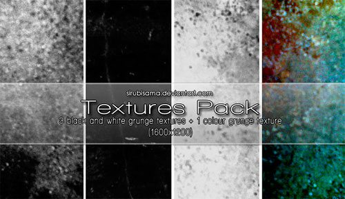 Textures Pack 4 by sirubisama