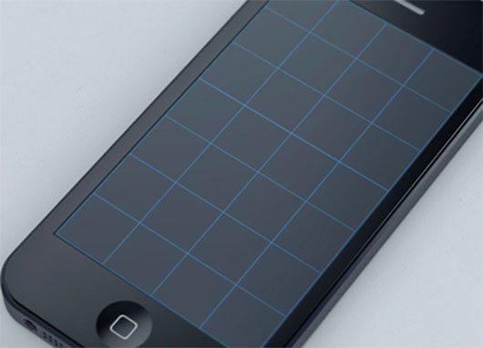 Iphone 5 Mockup by Mateusz Turbiński