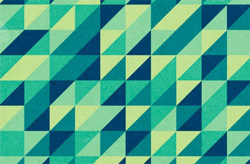 Create a Retro Triangular Pattern Design