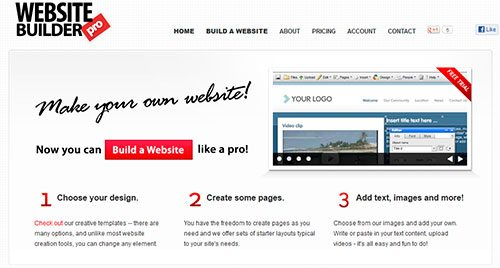 Website Builder Pro
