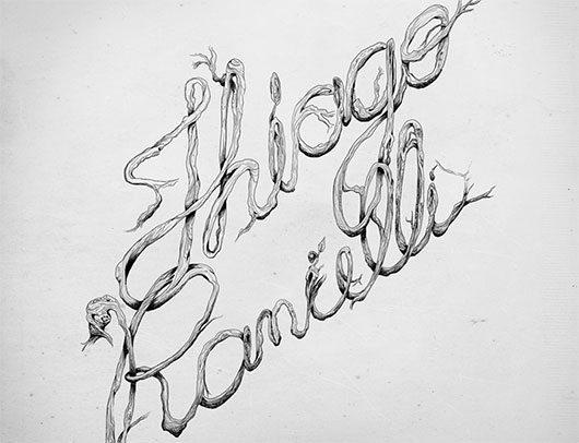 Experimental Typography by thiagoranielli