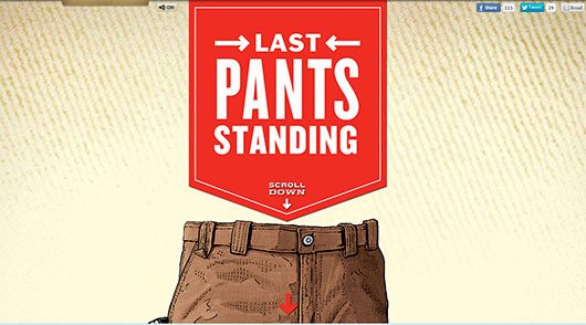 Duluth Trading - Last Pants Standing