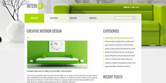 Perfect Decor for Interior Site