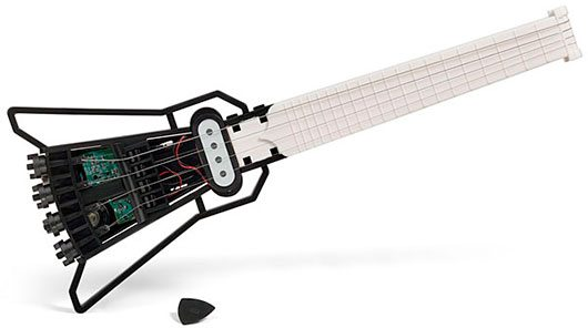 Mini Electric Guitar Kit