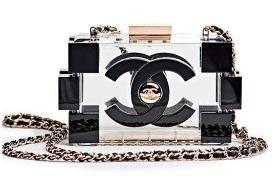 Lego Handbag Chanel