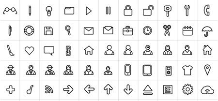 Mustico Iconset by mustafa kural