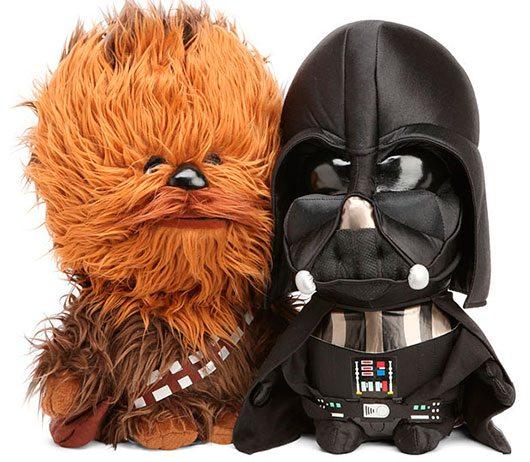 Star Wars Plush w/ sound