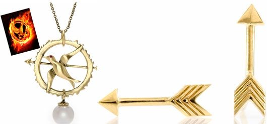 Hunger Games Inspired Jewelry