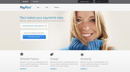 PayPaul Design