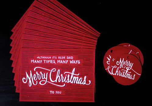 Christmas Cards by Kyle Marks
