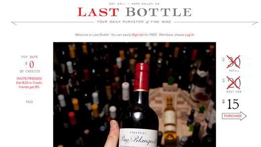 Last Bottle
