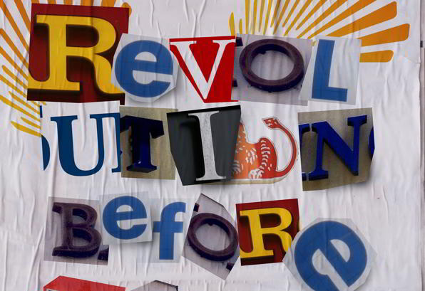 I'm Banking on Revolution by David Swanson