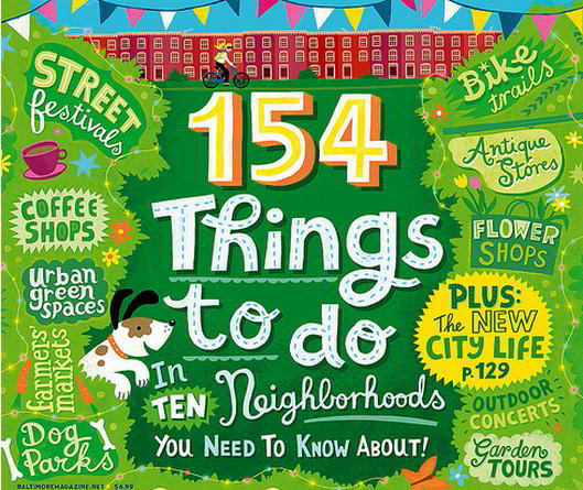 154 things to do by Linzie Hunter