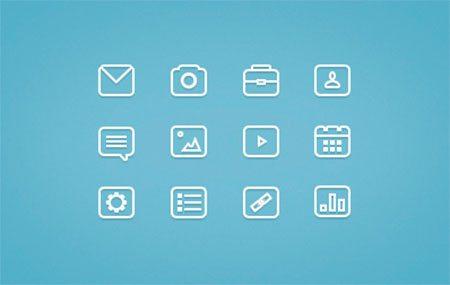 32x32px Icons by Roman Bulah