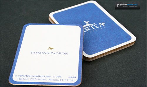 Artea Creative Business Cards