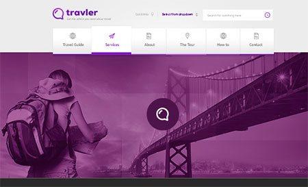 Traveler Template