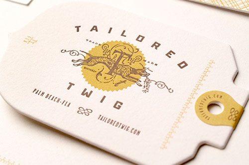 Tailored Twig : Event Design