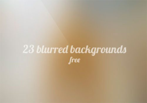 23 free blurred backgrounds by Prowebdesignro