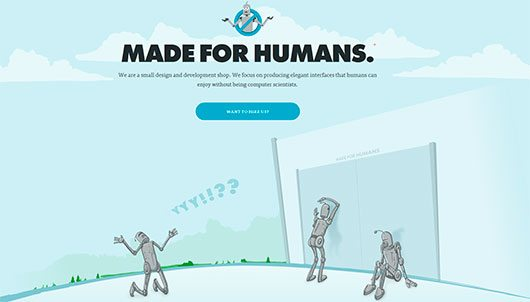 Made for Humans