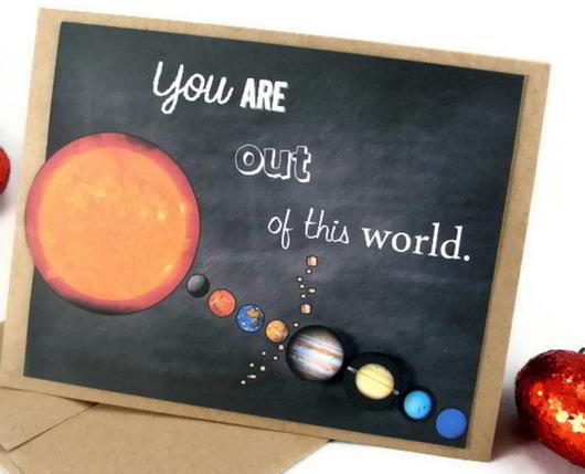 Planet Valentine's Day