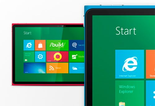 Nokia Lumia Tab (Windows 8) by Corey Ginnivan
