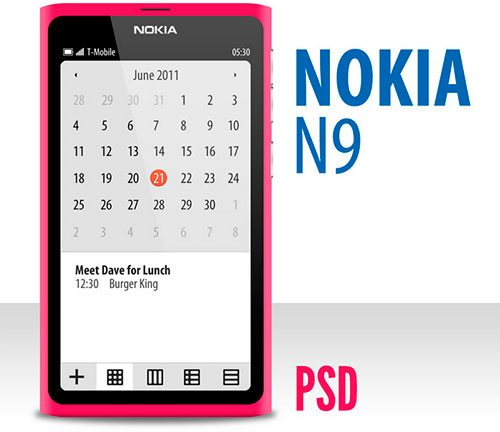 Nokia N9 - First Edition by jakeroot