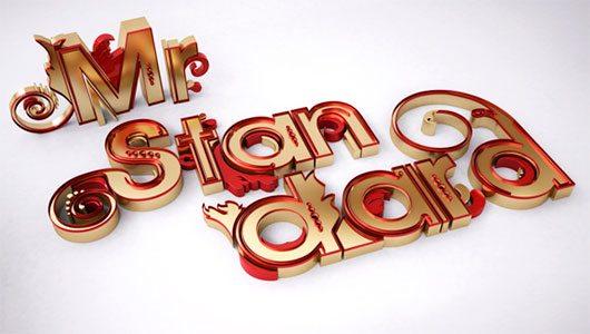 Mr Stan dard by Jeff Osbotne