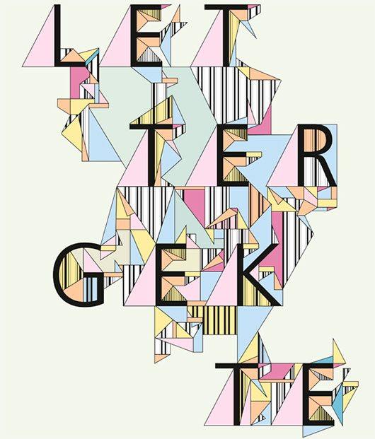 Lettergekte by Jamie de Rooij