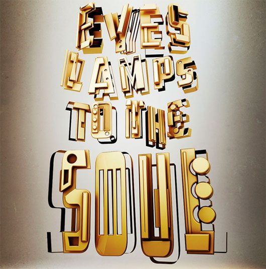 Eyes lamps to the soul by Jeff Osborne