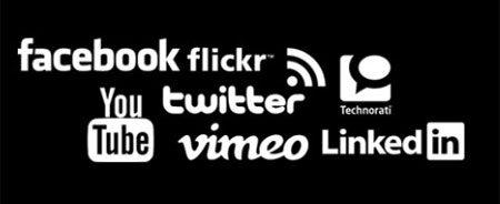Social Media in vector