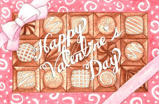 Valentine's Designs by Sherry Pacheco