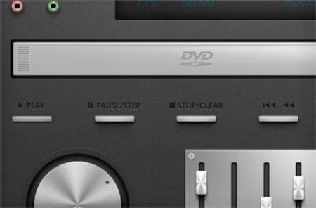 DVD Panel & PSD by eyal zuri