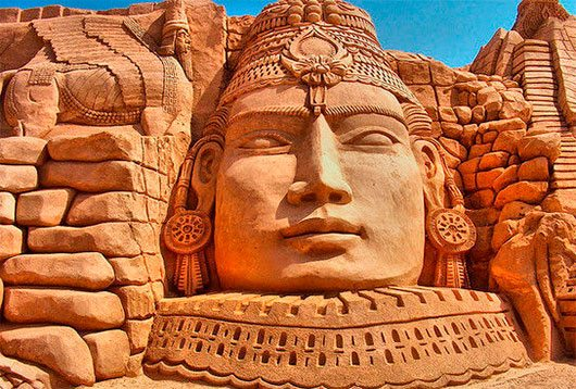 44 Incredible Sand Sculptures That Make You Say WOW