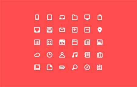 Icons by Noe Araujo