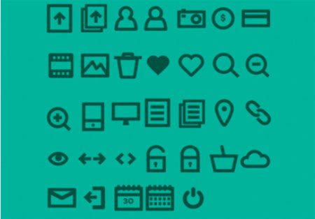 Nooby Icons by Eduardo Higareda