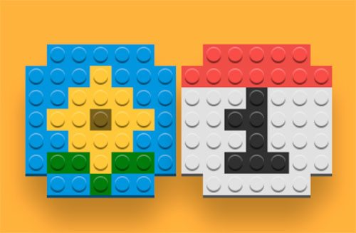 Lego! by Andy Ngo