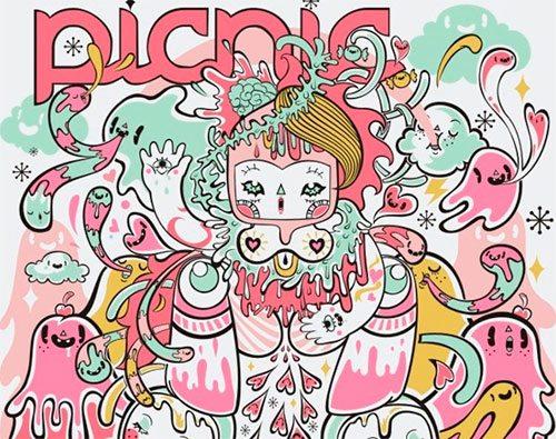 Portada Picnic Ilustracional 2011