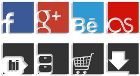 FuelBats1 Font Icon Set